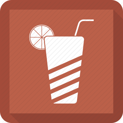 Drink, Lemonade, Lemonade Punch, Summer Drink Icon