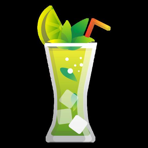 Mint Lemonade Icon
