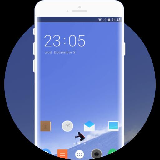 Lenovo Theme Free Android Theme U Launcher