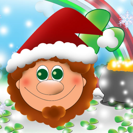 Christmas Patty's Leprechaun Jump Free