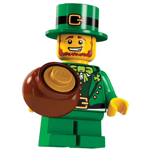 Lego, Leprechaun Icon
