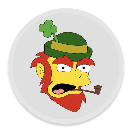 Leprechaun Icon Button Ui