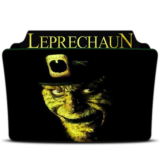 Leprechaun Folder
