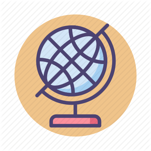 Geography, Global, Globe Icon