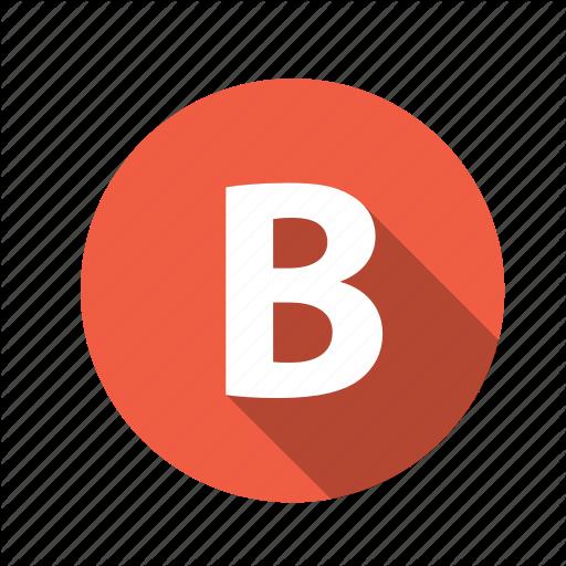 Abc, Alphabet, B, Font, Graphic, Letter, Text Icon