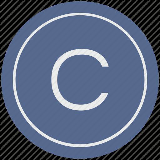 C, English, Latin, Letter, Uppercase Icon