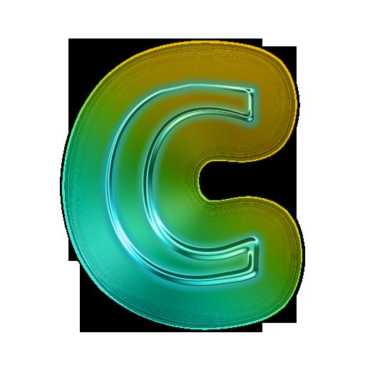 Icon Photos Letter C
