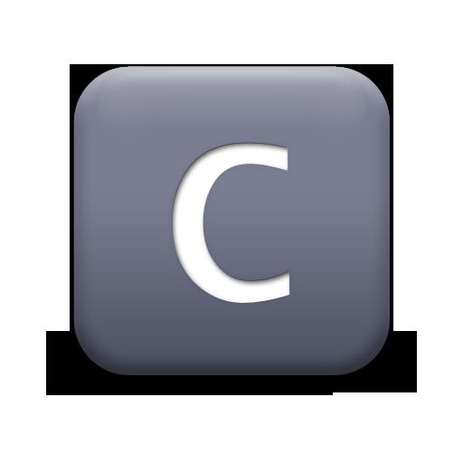 Vector Letter C Icon