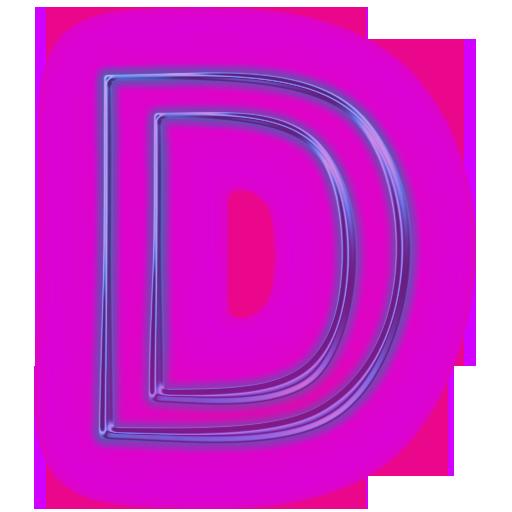 Letter D Png Images Free Download