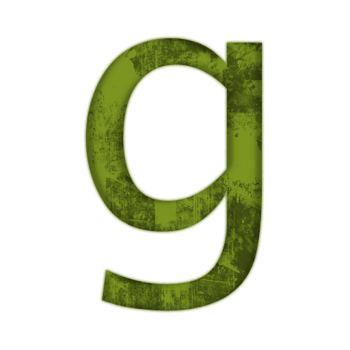 Letter G Icons