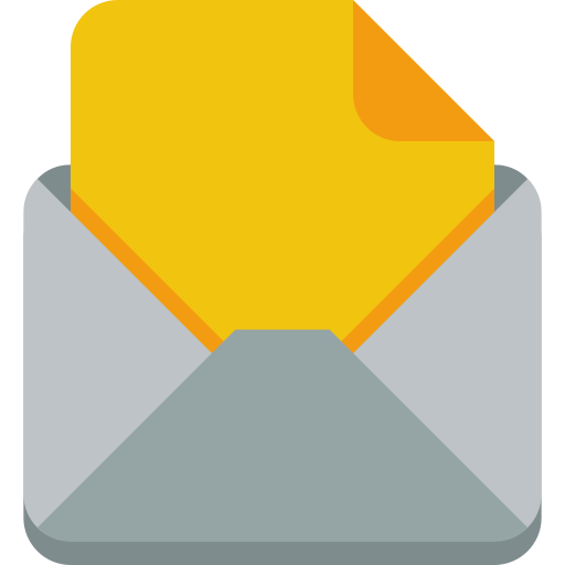 Envelope Letter Icon Small Flat Iconset Paomedia