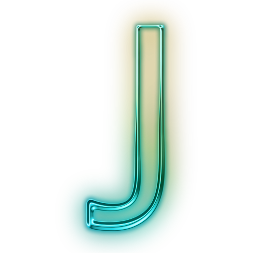 Vector Letter J Drawing