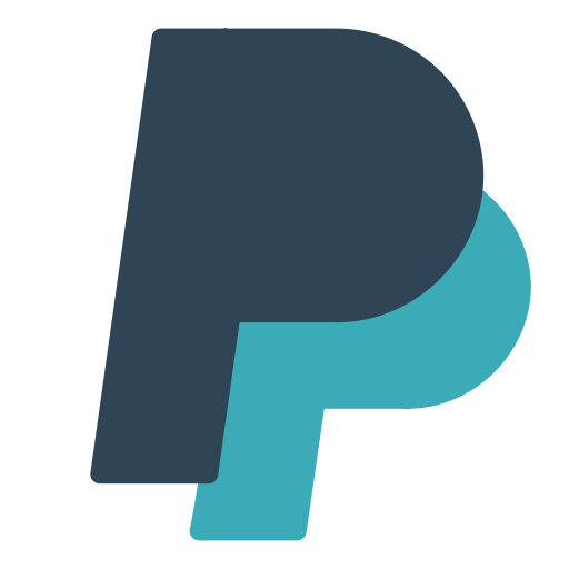 Letter, Brand, Paypal, P Icon