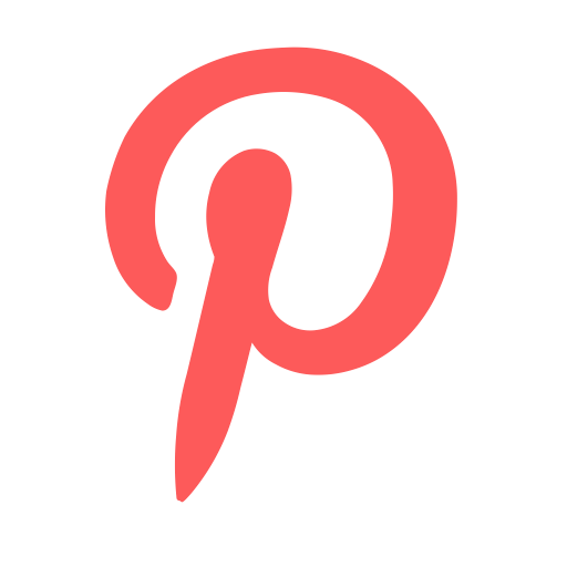 Pininterest, Social, Media, Letter, P, Visual Icon Free