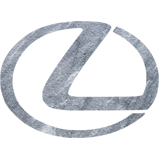 Gray Sandstone Lexus Icon