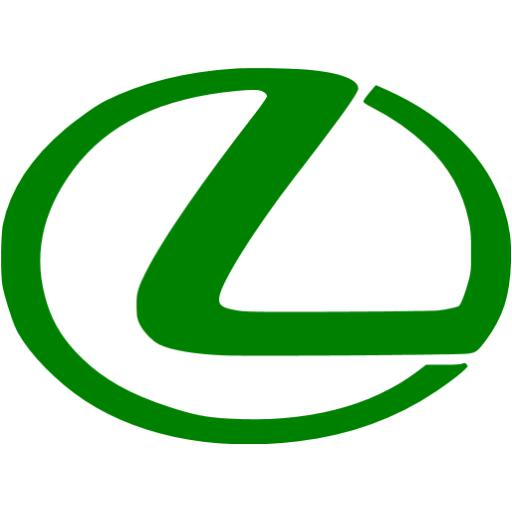 Green Lexus Icon