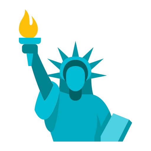 Liberty, Monument, Monuments Icon With Png And Vector Format