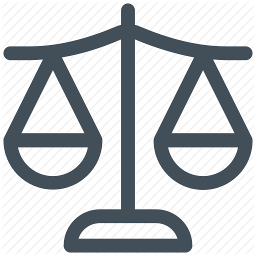 Balance, Justice, Law, Legal, Libra, Scale, Weight Icon Icon