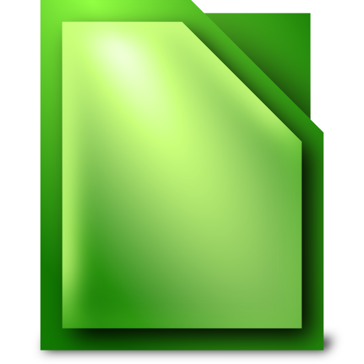 Get Colorful Icons In Libreoffice On Linux Mint