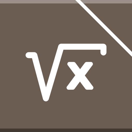 Apps Libreoffice Math Icon Plateau Iconset Sebastian Rubio