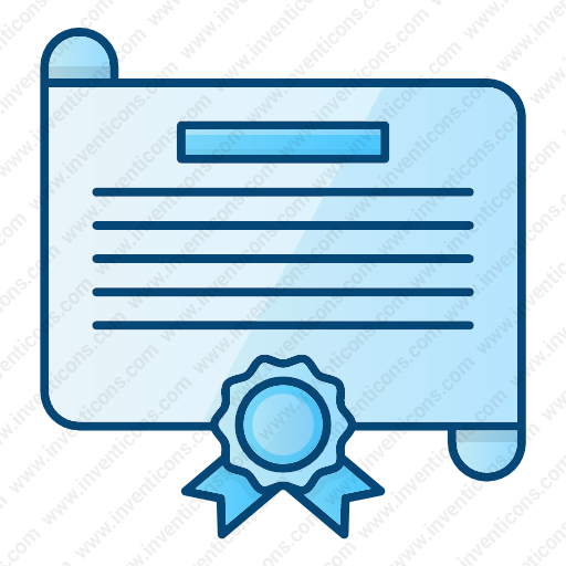 Download License Icon Inventicons