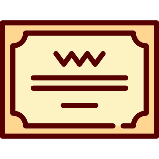 License Png Icon
