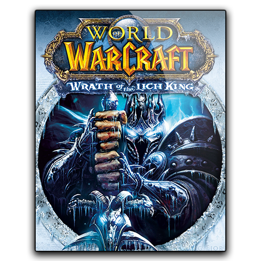 Icon World Of Warcraft Wrath Of The Lich King