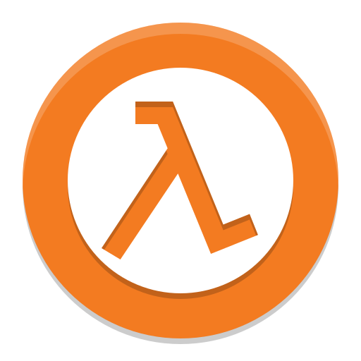 Half Life Icon Papirus Apps Iconset Papirus Development Team