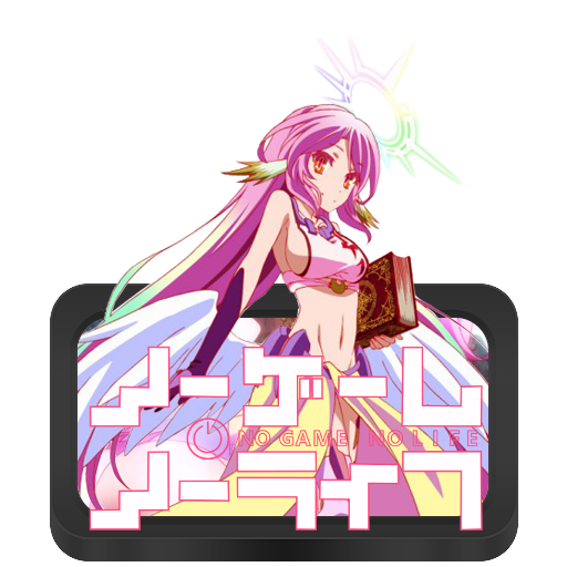 Icon Download No Game No Life
