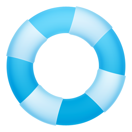 Collection Of Life Buoy Icons Free Download