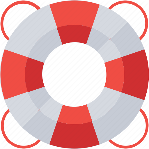 Life Belt, Life Buoy, Life Ring, Safety, Support Icon Icon