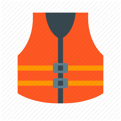 Buoy, Flyght, Life, Safety, Sea, Ship, Vest Icon
