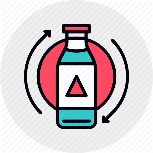 Lifecycle, Product, Recycling Icon