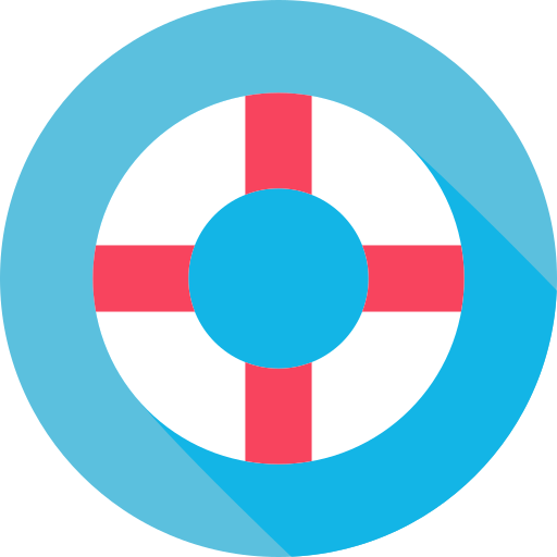 Lifesaver Icon Free Of Summer Travel Flat