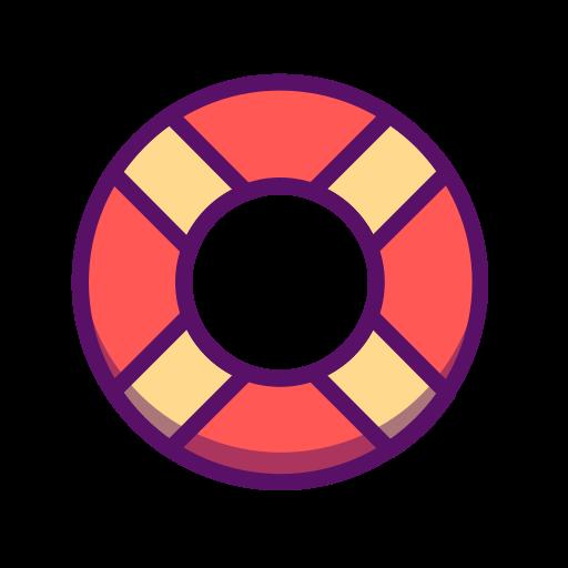 Lifesaver, Float Icon Free Of Summer Holidays