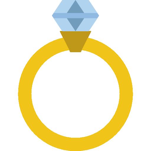 Engagement Ring Icon Romance And Lifestyle Smashicons