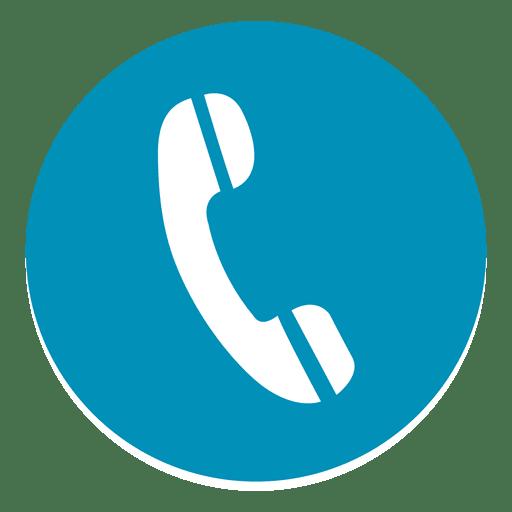 Phone Round Icon