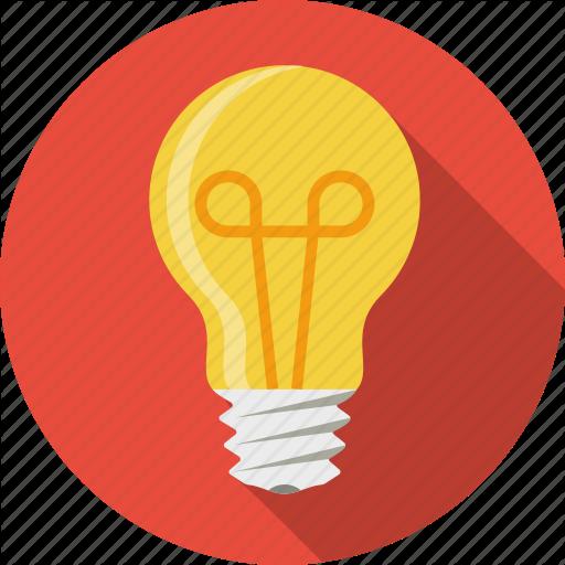 Bulb, Creative, Idea, L Light, Light Bulb, Lightbulb Icon