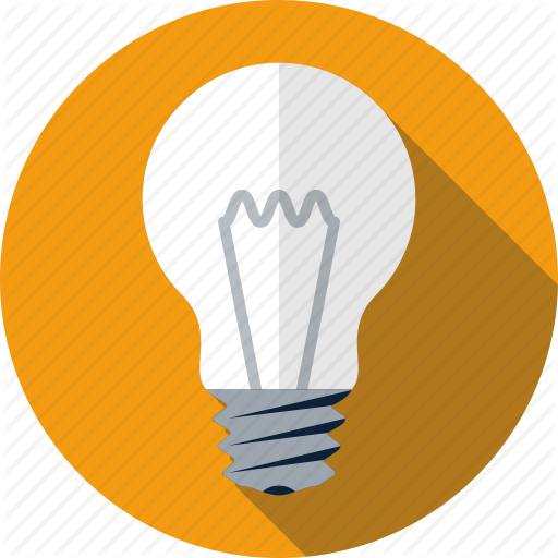 Bulb, Idea, L Light, Lightbulb Icon