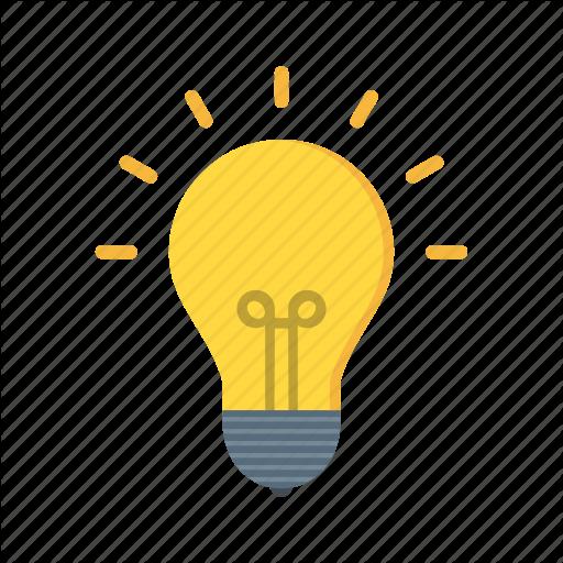 Bulb, Idea, Light Bulb Icon