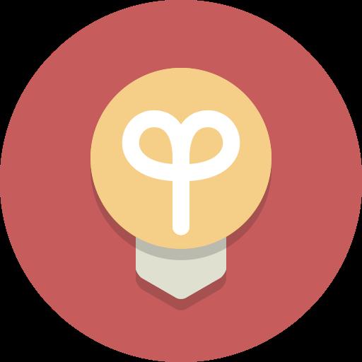 Bulb, Light, Light Bulb Icon