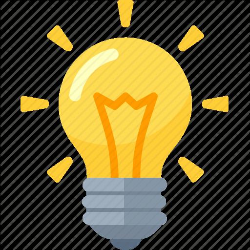 Ideas Light Bulb Icon