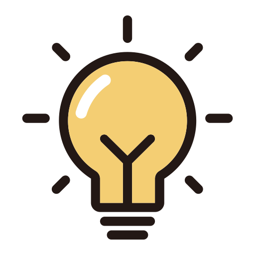 Light Bulb, Bulb Light, Idea Icon Png And Vector For Free