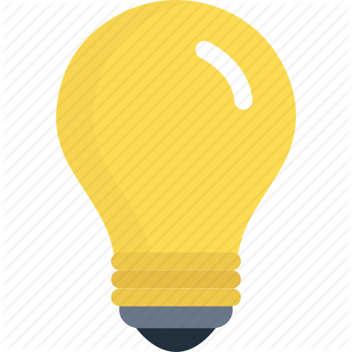 Light Bulb Icon Png Images In Collection