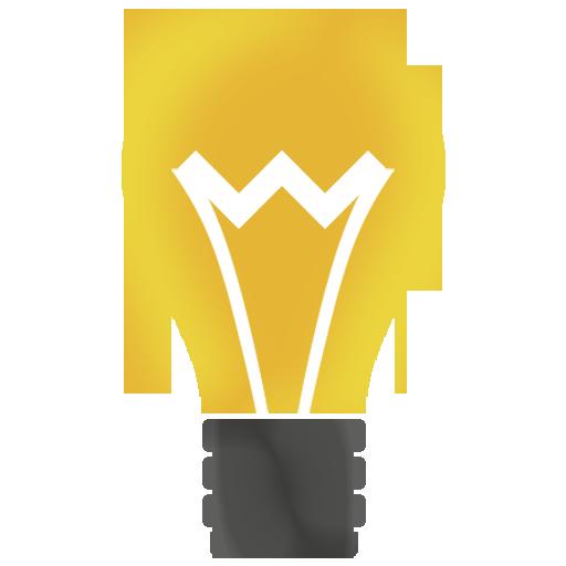 Light Bulb Icon Ninja Commerce