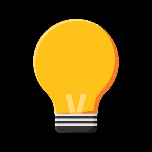 Lightbulb Transparent Insight Huge Freebie! Download