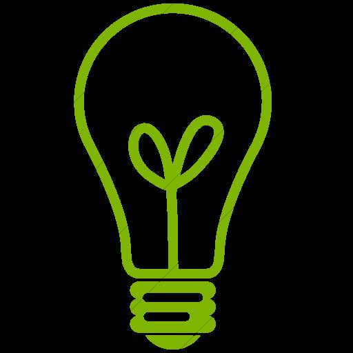 Simple Green Classica Transparent Light Bulb