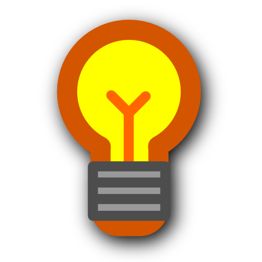 Free Light Bulb Hint Tip Energy Icon Graphics Tag Ui