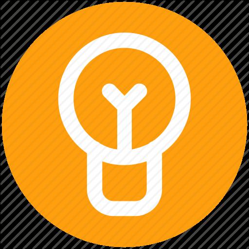 Bulb, Idea, L Light, Light Bulb, Tips Icon