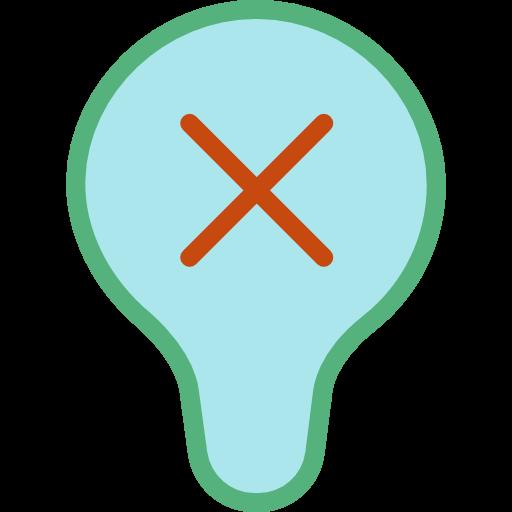 Light Bulb, Idea, Electricity Icon